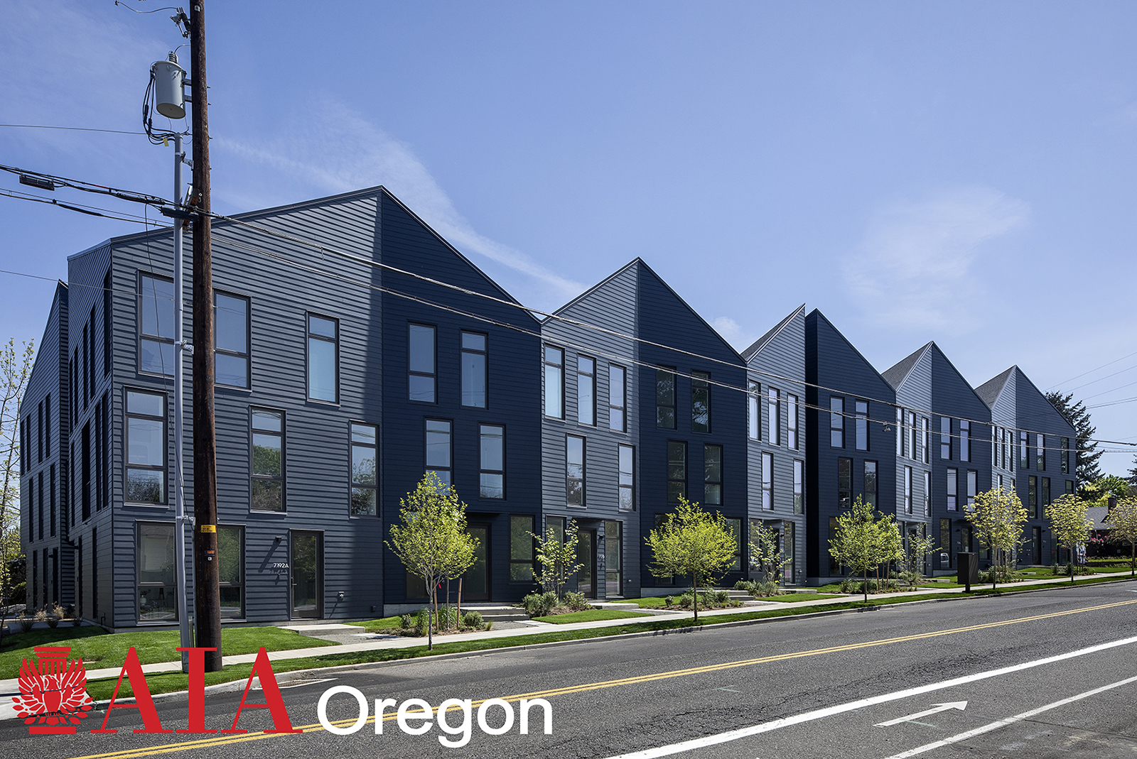 Origami townhomes