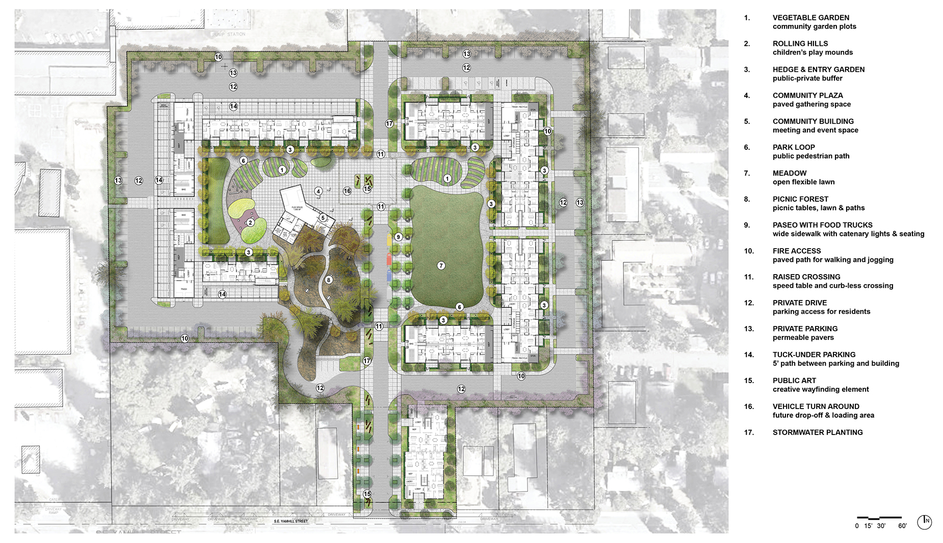 South Rockwood Park Plan