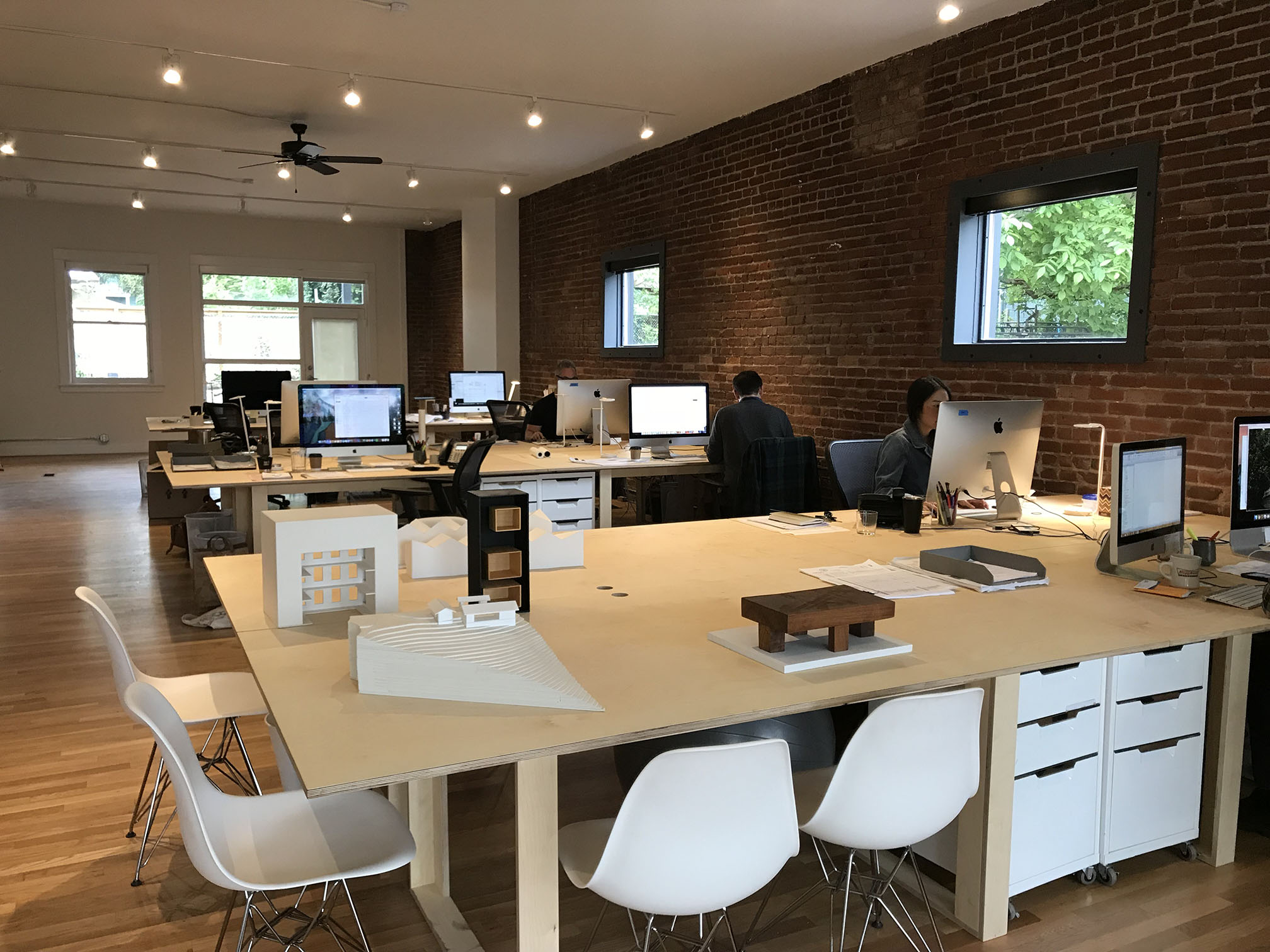 Waechter Architecture Workspace - Waechter Architecture